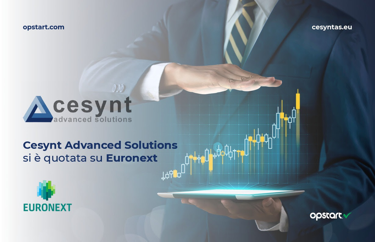 Dall'e-Learning alla Borsa: Cesynt Advanced Solutions S.P.A: la prima PMI Innovativa Italiana Quotata nel Mercato Internazionale